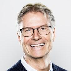 Prorektor forskning, Øystein Johnsen.