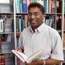 Harsha Ratnaweera. Forskningsleder.