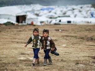 Flyktninge
