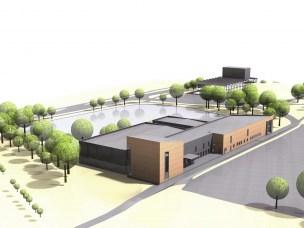 Nytt treningssenter ved GG-hallen er under planlegging.