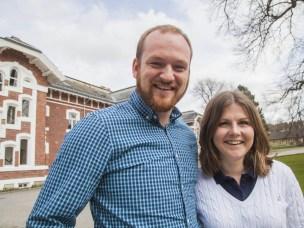 Pål Adrian Ryen og Madeleine Sjøbrend fra NMBU ble i helgen valgt inn i ledelsen til Norsk Studentorganisasjon (NSO).