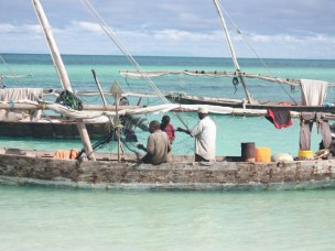 Fishermen, North Zanzibar