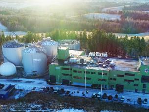 EGE Biogas Plant