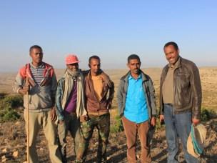 Arbeidsløs, etiopisk ungdom