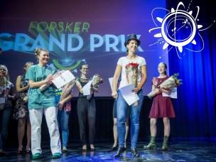 Forsker grand prix er forskningsformidlingens grand prix.
