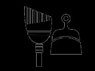 Rengjørings ikon