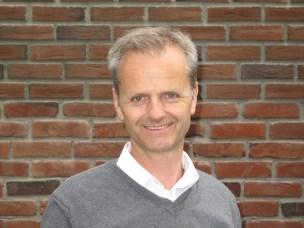 Prosjektsjef for Campus Ås, Trond Furuberg.