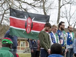 Minnemarkering for Kenya-massakren