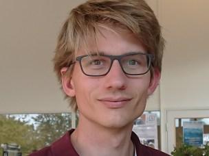 PhD student Lars Grimstad, REALTEK