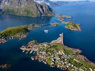 Naturen rundt byene og tettstedene i Nordland er vakker, men de offentlige møteplassene funker ikke alltid som planglagt. Det vil Heidi Ramsvik gjøre noe med.
