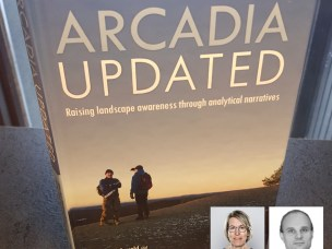 Med boken Arcadia Updated - Raising landscape awareness through analytical narratives ønsker forfatterne å vise at  et landskap er noe annet og mer enn hva de gjengse analysemetodene i dag evner å uttrykke og gjøre et område til.