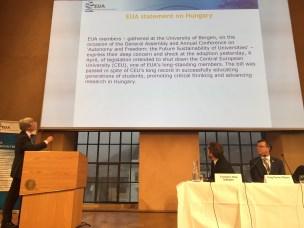 Akademisk bekymring for utviklingen i Ungarn