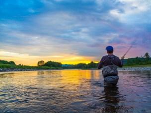 BIOTOUR har hittil i 2018 samla inn store mengder data, blant anna om fisketuristane si åtferd og haldningar.