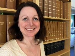 Katrine Broch Hauge er ny instituttleder