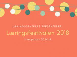 Læringsfestivalen 2018