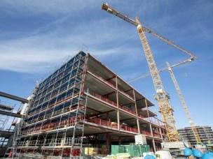 Byggeplassen uke 37 - 2017