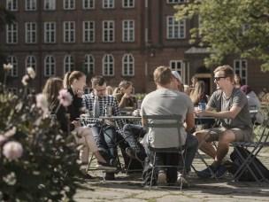 Masterklassen «Kristiansand +» legger opp til gode muligheter for tverrfaglig samarbeid, og arbeidsformen ligger dermed tett opp mot virkeligheten i arbeidslivet