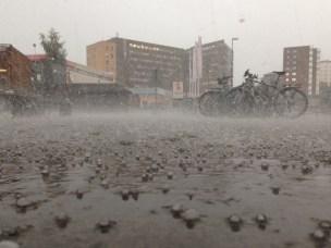 La regnet skape gode byopplevelser