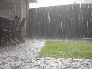 Slik forbereder du hagen på sommerens styrtregn