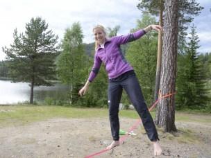 Katrine Skalleberg fullførte sin mastergrad i folkehelsevitenskap på NMBU i 2015, og jobber i dag som folkehelsekoordinator i Nes kommune.