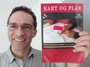 Steinar Taubøll ved Institutt for eiendom og juss er redaktør for temanummeret om overvannshåndtering