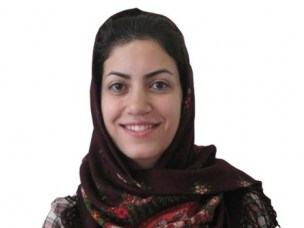 PhD student Maryam Teimouri, REALTEK