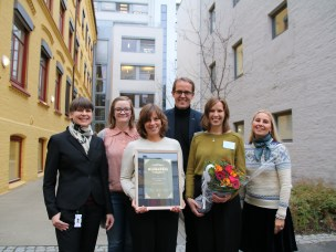 NMBUs lærerutdanning tildelt Utdanningsforbundets klimapris