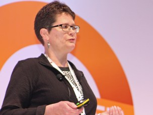 Professor Margareth Øverland at NMBU was invited to talk at the GFIA Conference in Abu Dhabi.