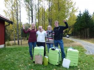 NMBU-studenter på to inspirerende dager med problemløsning i reiselivsutvikling.