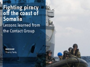 Fighting piracy off the coats of Somalia