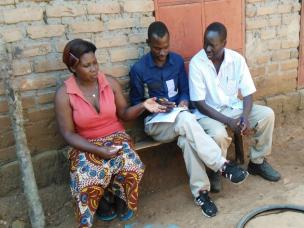 Salmonella i fjørfeproduksjon i Uganda