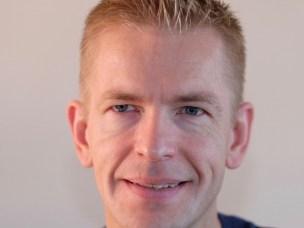 PhD student Thomas Heiberg, RealTek