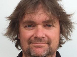 PhD student Torbjørn Mehl, REALTEK