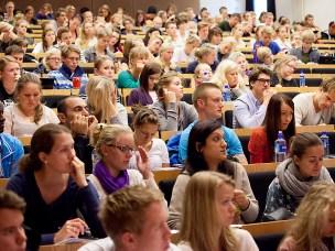 Stor interesse for økonomistudiene ved Handelshøyskolen, NMBU.