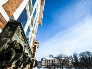 NMBU Ås campus