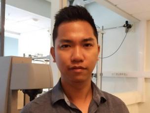 PhD student Vinh Duy Cao, REALTEK