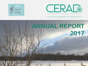CERAD Annual Report 2017 Frontcover