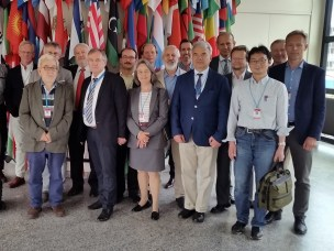 Participants of the 3d Research Coordination Meeting associate with the IAEA Coordinated Research Project 'Environmental Behaviour and Potential Biological Impact of Radioactive Particles'