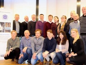 Vellykket samarbeid mellom NMBU Handelshøyskolen og Fenalår fra Norge.
