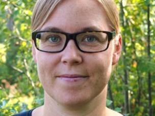 Økt bruk av bynære friluftsområder - Gro Koppen, 26. september