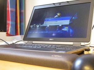 Tanking av PC.