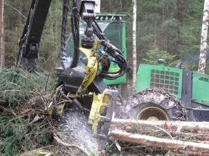 Ny teknologi gir et mer bærekraftig skogbruk