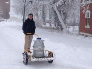 Nitrogenfjerning og klimagassutslipp fra nitrogenmettet skog i Sør-Kina