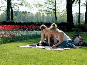 NMBU har flotte parkanlegg både på Campus Ås og Campus Adamstuen.