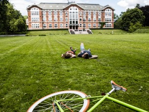 NMBU - Campus Ås.