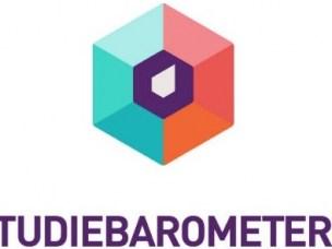 Logo studiebarometeret
