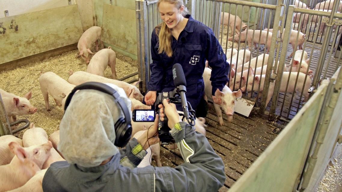 Skogeigarforbundet lagar film om Foods of Norway