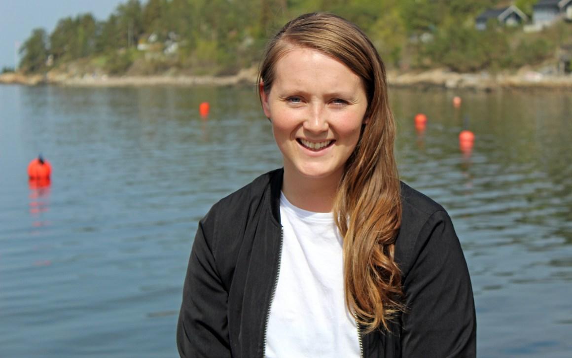 Hanne Dvergedal, PhD-candidate in Foods of Norway.