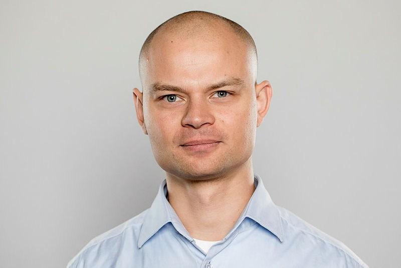 Researcher in Foods of Norway, Leszek Michalak.