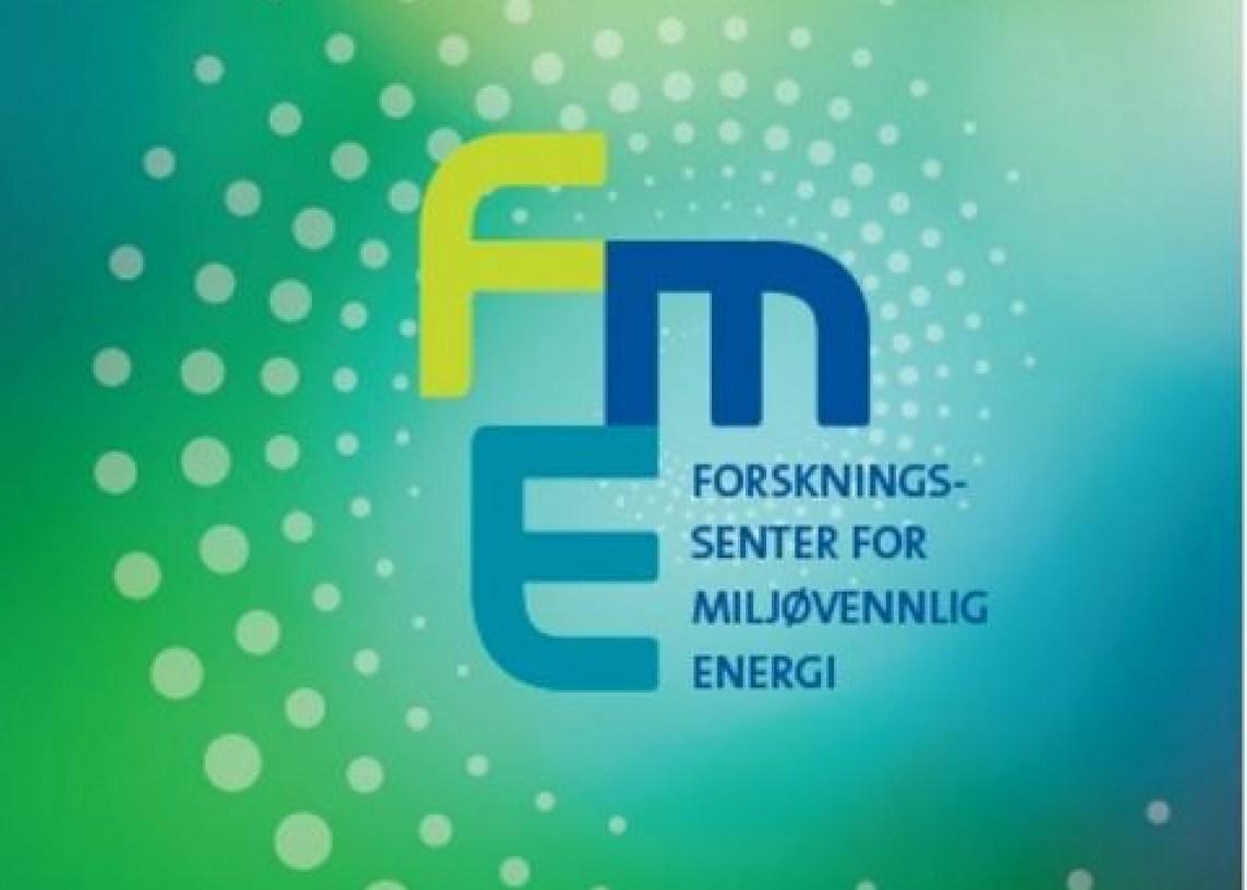 Logo Forskningssentre for miljøvennlig energi (FME)
